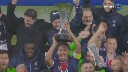 Melhores momentos: PSG 2 x 1 Olympique de Marselha, pela Supercopa da França