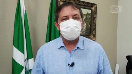 Chico Brasileiro diz que vacinação contra Covid-19 começa dia 20 de janeiro, em Foz