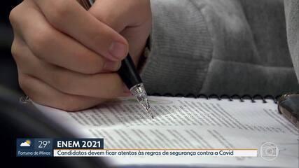 Ministério Público Federal entra com ação pedindo adiamento do Enem em MG