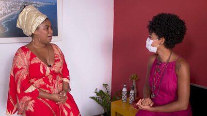 Cozinha Ancestral: Conheça a culinária afetiva da afrochef Paloma Zahir