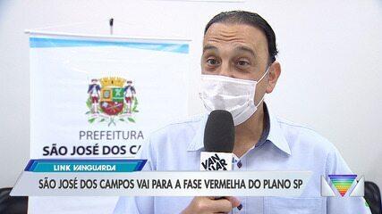 São José dos Campos e Cruzeiro decidem seguir fase vermelha por conta própria