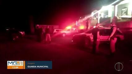 Guarda Municipal e PM acabam com festa que tinha mais de 100 pessoas em Montes Claros