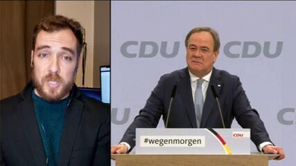 Armin Laschet desponta como potencial chanceler da Alemanha