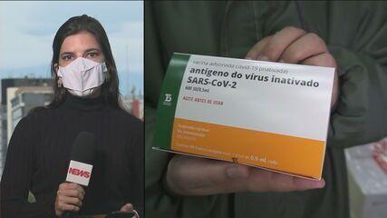 Butantan exige autorização da Anvisa para entregar vacinas