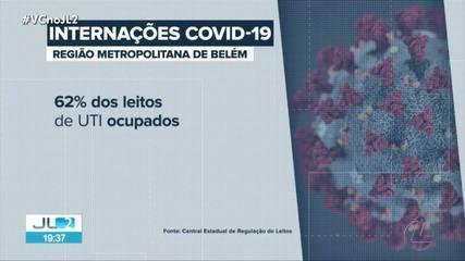 Número de internações volta a crescer no Pará