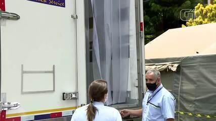 Vacina contra a Covid-19 chega na Unicamp, em Campinas