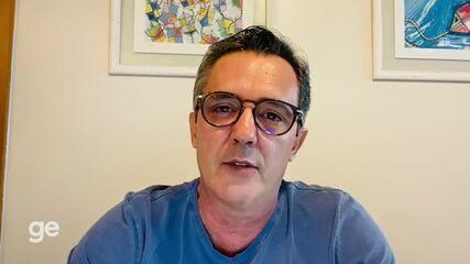 Carlos Eduardo Lino analisa Botafogo x Atlético-GO, pela 31ª rodada do Brasileirão