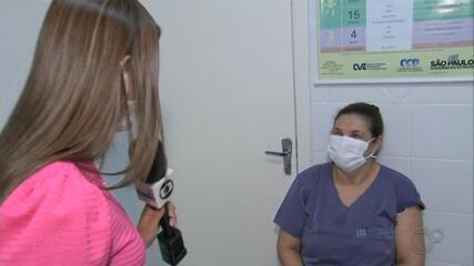 Marília dá sequência a vacinação contra Covid dos funcionários do Hospital das Clínicas