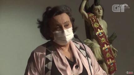 Margareth Dalcolmo desabafa sobre a escassez de vacinas: 'Absolutamente injustificado'