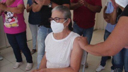 Profissionais da saúde são os únicos a serem vacinados no primeiro lote em Biritiba Mirim