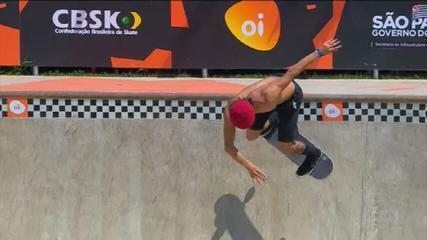 Veja quem é destaque no Skate Park do Verão Espetacular