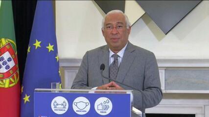 Com recorde de mortes, Portugal fecha instituições de ensino