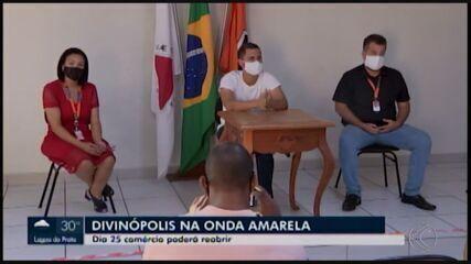 Comitê orienta avanço de Divinópolis para a Onda Amarela do 'Minas Consciente'
