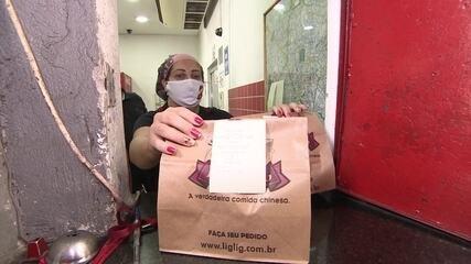 Restaurantes investem em delivery próprio, mas continuam com aplicativos de entrega