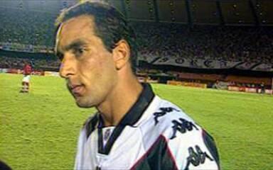 Em 1997, os melhores momentos de Vasco 4 x 1 Flamengo pelo Campeonato Brasileiro