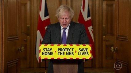 Primeiro Ministro britânico admite pela primeira vez que nova variante pode ser mais letal