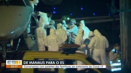 ES recebeu pacientes de Manaus na última semana