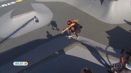 Circuito Brasileiro de Skate Park é a atração do Verão Espetacular