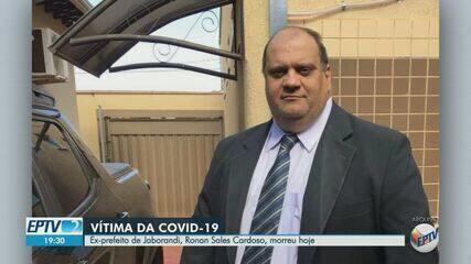 Ex-prefeito de Jaborandi, SP, Ronan Sales Cardoso morre vítima de Covid-19