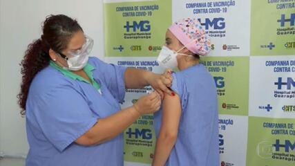 São Paulo deve receber mais de 500 mil doses da vacina da Universidade de Oxford