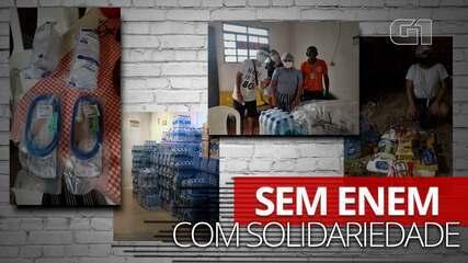 Candidatos ao Enem no Amazonas conciliam estudo e voluntariado em meio ao caos na saúde