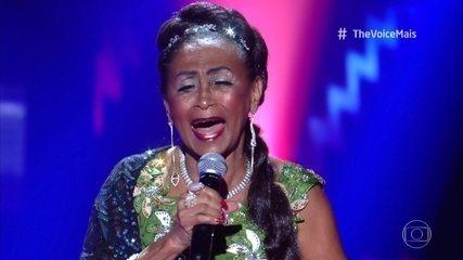 Celestina Maria canta 'Cordas de Aço'
