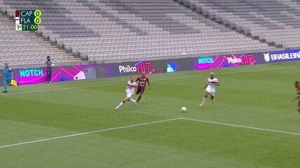 Melhores momentos: Athletico-PR 2 x 1 Flamengo pela 32ª rodada do Brasileirão 2020