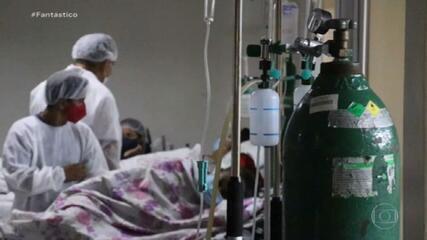 Escassez de oxigênio põe em risco várias cidades do Norte do país