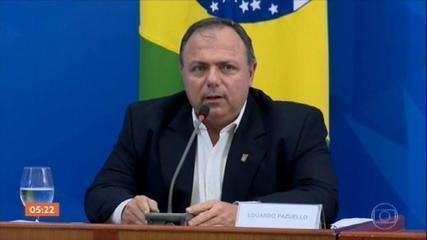 Conduta de Pazuello na crise em Manaus será investigada