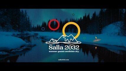 Candidatura olímpica de Salla, na Finlândia, para os Jogos de Verão em 2032