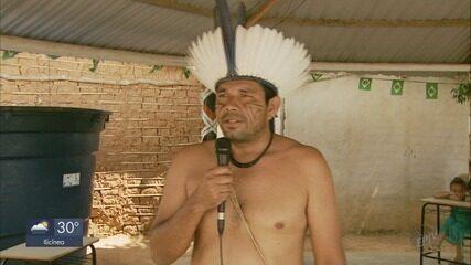 Comunidade indígena que fica em Caldas não recebeu a vacinação contra a Covid-19