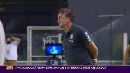 Cuca perdeu a chance de fechar o bom ciclo iniciado pelos estrangeiros Sampaoli e Jesualdo