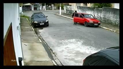 MP apura envolvimento de policiais civis em roubo com viatura descaracterizada em Guará