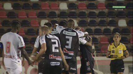 O gol de Botafogo-SP 0 x 1 Operário-PR, pela 38ª rodada da Série B do Brasileiro
