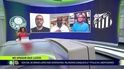 """Comentaristas falam sobre expulsão de Cuca: """"Um papelão na final"""""""