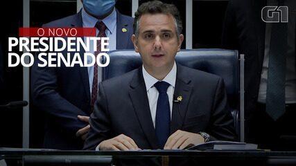 Quem é Rodrigo Pacheco?