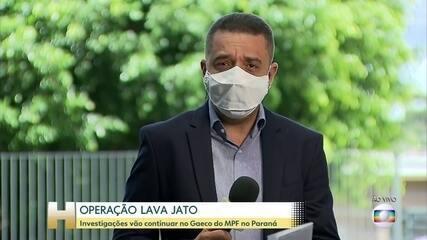 Investigações da Operação Lava Jato foram encaminhadas ao GAECO do MPF do Paraná