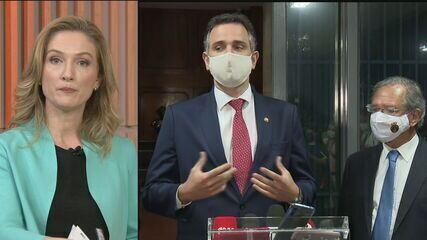 Ana Flor: 'Congresso e Executivo tentam afinar propostas'