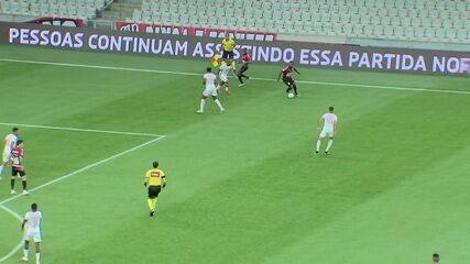 Melhores momentos: Athletico-PR 0 x 0 Internacional, pela 34ª rodada do Brasileirão
