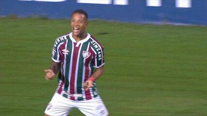 Os três gols do Caio Paulista pelo Fluminense