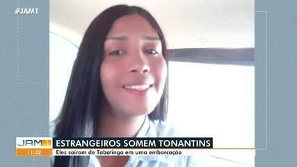 Estrangeiros desaparecem no interior do Amazonas