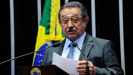Senador e ex-governador da Paraíba José Maranhão (MDB) morre aos 87 anos