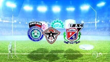 Campeonato Cearense 2021: veja como chegam Crato, Barbalha e Icasa