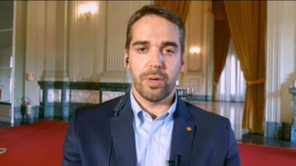 Eduardo Leite: 'Estar no mesmo partido político não significa ter ideias convergentes'