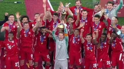 Bayern é campeão no Mundial de Clubes e conquista o 6° título na temporada