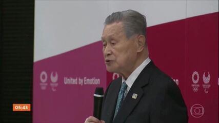 Presidente do Comitê dos Jogos de Tóquio renuncia ao cargo