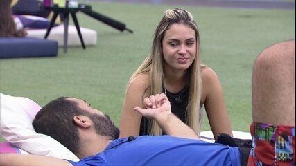 Gilberto confessa no BBB21: 'Estou vivendo o Big Brother da maneira que eu queria'