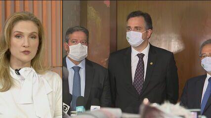 Ana Flor: governo federal estuda auxílio emergencial de R$ 250 por 4 meses