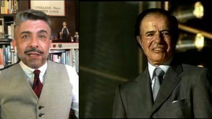 Muere el expresidente argentino Carlos Menem (Carlos Menem) a los 90 años