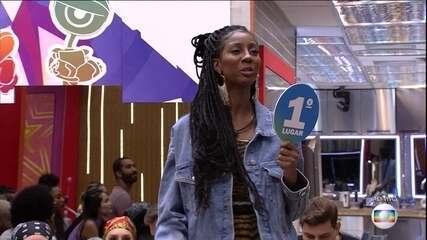 Camilla de Lucas conta qual o pódio e quem não tem a menor chance de vencer o BBB21